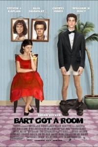 Caratula, cartel, poster o portada de Bart Got a Room
