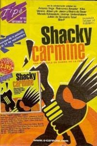 Caratula, cartel, poster o portada de Shacky Carmine