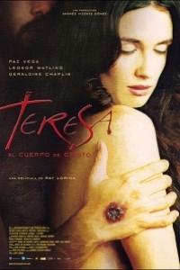 Caratula, cartel, poster o portada de Teresa: el cuerpo de Cristo