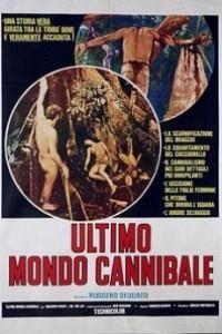 Caratula, cartel, poster o portada de Mundo caníbal