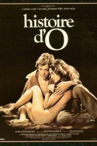Caratula, cartel, poster o portada de Historia de O