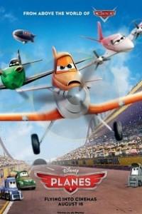 Caratula, cartel, poster o portada de Aviones