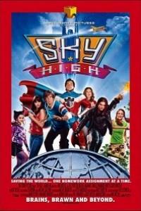 Caratula, cartel, poster o portada de Sky High, escuela de altos vuelos