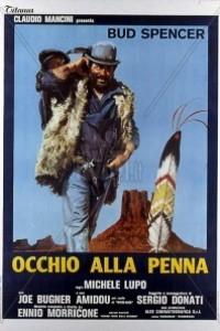 Caratula, cartel, poster o portada de Dos granujas en el Oeste