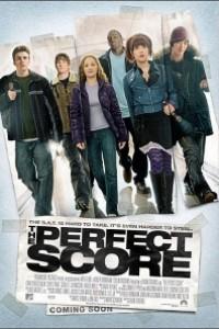 Caratula, cartel, poster o portada de The Perfect Score (La puntuación perfecta)
