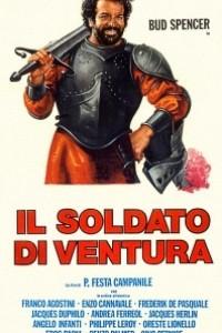 Caratula, cartel, poster o portada de El soldado de fortuna