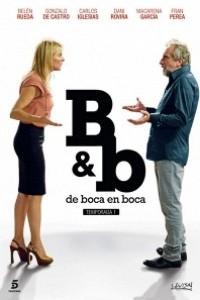 Caratula, cartel, poster o portada de B&b, de boca en boca