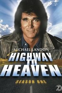 Caratula, cartel, poster o portada de Autopista hacia el cielo