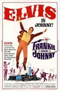 Caratula, cartel, poster o portada de Frankie y Johnny