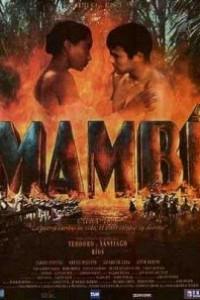 Caratula, cartel, poster o portada de Mambí