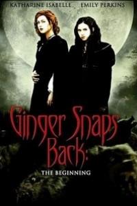 Caratula, cartel, poster o portada de Ginger Snaps III: El origen