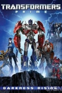 Caratula, cartel, poster o portada de Transformers Prime: Amanecer oscuro