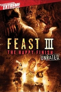 Caratula, cartel, poster o portada de Feast 3 (Atrapados 3)