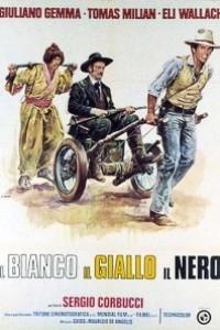 Caratula, cartel, poster o portada de El blanco, el amarillo y el negro