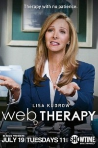 Caratula, cartel, poster o portada de Web Therapy