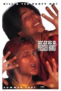 Caratula, cartel, poster o portada de El alucinante viaje de Bill y Ted