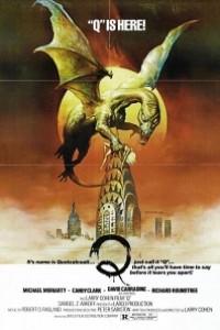 Caratula, cartel, poster o portada de La serpiente voladora