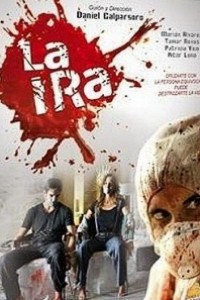 Caratula, cartel, poster o portada de La ira
