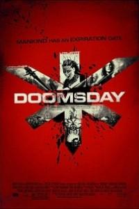 Caratula, cartel, poster o portada de Doomsday: El día del juicio