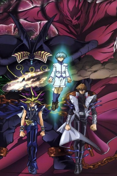 Caratula, cartel, poster o portada de Yu-Gi-Oh!