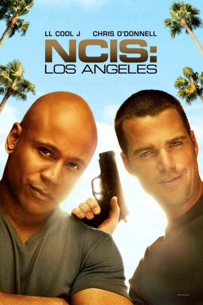 Caratula, cartel, poster o portada de NCIS: Los Angeles