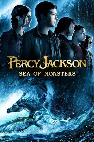 Caratula, cartel, poster o portada de Percy Jackson y el mar de los monstruos