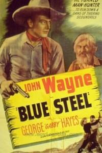 Caratula, cartel, poster o portada de Acero azul