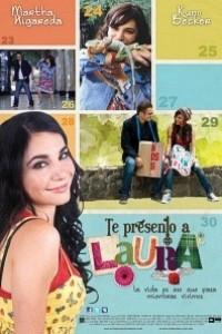 Caratula, cartel, poster o portada de Te presento a Laura