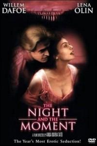 Caratula, cartel, poster o portada de La noche y el momento