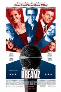 Caratula, cartel, poster o portada de American Dreamz (Salto a la fama)