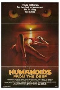 Caratula, cartel, poster o portada de Humanoides del abismo