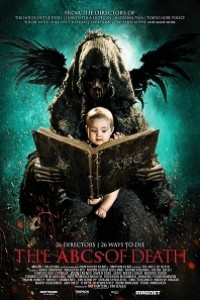 Caratula, cartel, poster o portada de The ABCs of Death