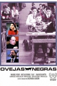 Caratula, cartel, poster o portada de Ovejas negras