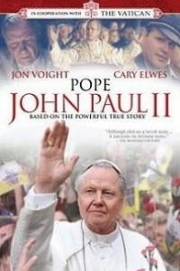 Caratula, cartel, poster o portada de El Papa Juan Pablo II