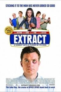 Caratula, cartel, poster o portada de Extract