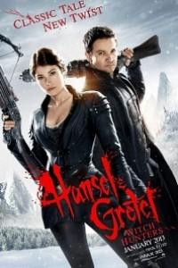 Caratula, cartel, poster o portada de Hansel y Gretel: Cazadores de brujas