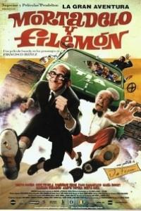 Caratula, cartel, poster o portada de La gran aventura de Mortadelo y Filemón