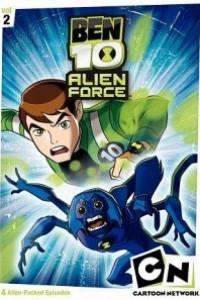 Caratula, cartel, poster o portada de Ben 10: Alien Force