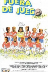 Caratula, cartel, poster o portada de Fuera de juego