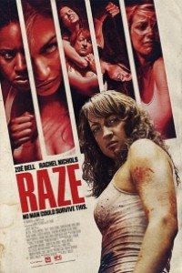 Caratula, cartel, poster o portada de Raze