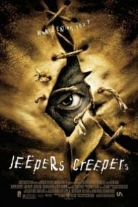 Caratula, cartel, poster o portada de Jeepers Creepers