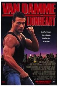 Caratula, cartel, poster o portada de Lionheart: El luchador