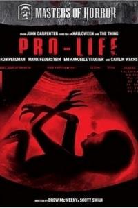 Caratula, cartel, poster o portada de Pro-Vida (Masters of Horror Series)