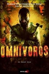 Caratula, cartel, poster o portada de Omnívoros