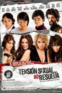 Caratula, cartel, poster o portada de Tensión sexual no resuelta