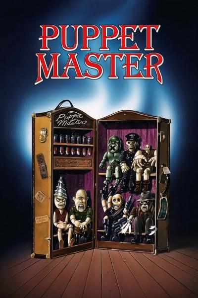 Caratula, cartel, poster o portada de El amo de las marionetas
