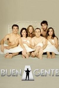Caratula, cartel, poster o portada de Buen agente (BuenAgente)