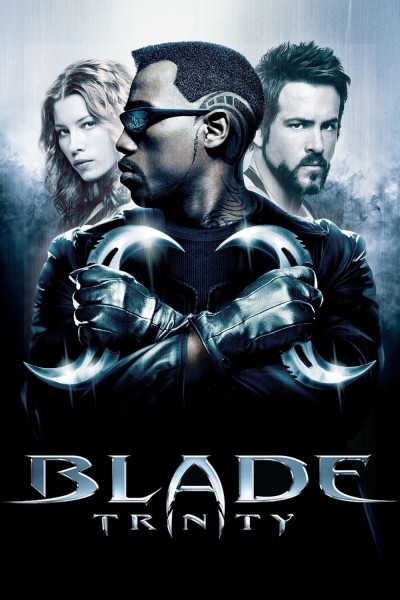 Caratula, cartel, poster o portada de Blade Trinity (Blade 3)