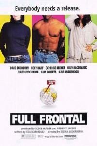 Caratula, cartel, poster o portada de Full Frontal