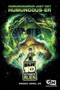 Caratula, cartel, poster o portada de Ben 10: Ultimate Alien
